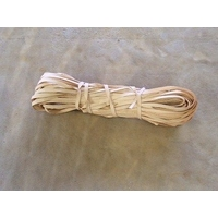 Kangaroo Lace / Thonging 4.5mm x 25 Metres - Natural Dry