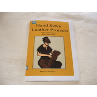 hand Sewn Leather Projects