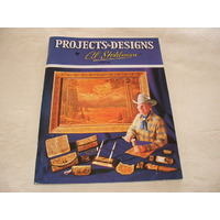 Leather Craft Book - Projects & Designs