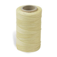 Waxed Nylon Sewing Thread - Natural (247 metres)