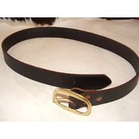 "Stockmans Leather Work Belt - 11/2"" (38mm)"